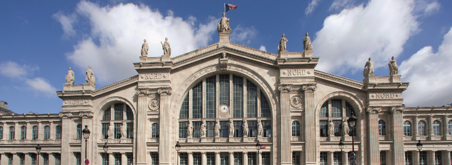 gare nord paris